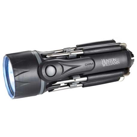 Spidey 8-In-1 Screwdriver Flashlight