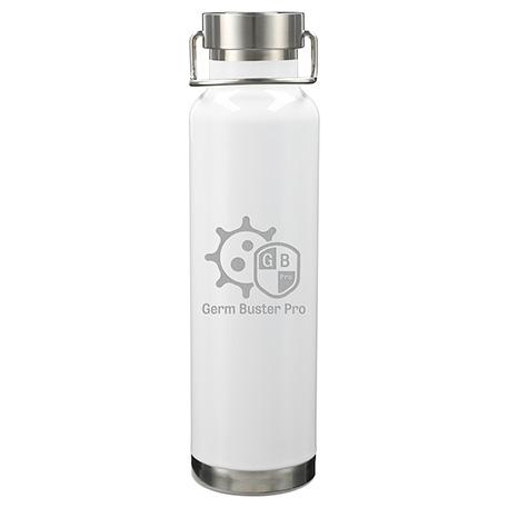 Thor Copper Bottle w/ Anti-Microbial Additive 22oz