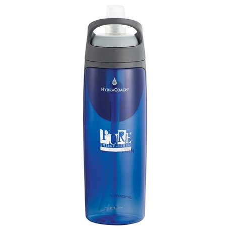 Hydracoach® BPA Free Sport Bottle 22oz