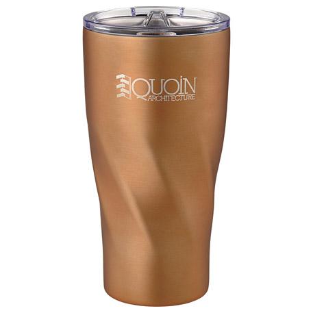 Hugo Copper Vacuum Insulated Tumbler 20oz