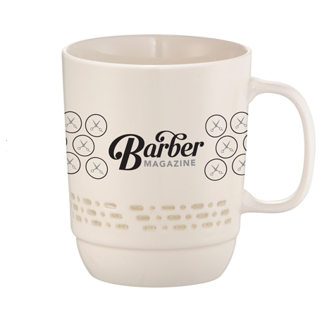 Call to Action See - Through Ceramic Mug 16oz