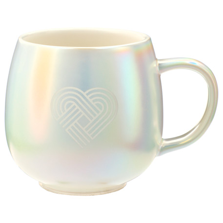 Iridescent Ceramic Mug 15oz