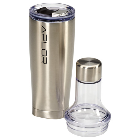 Duo Copper Vacuum Bottle & Tumbler 22oz
