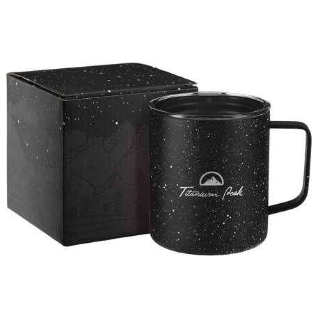Speckled Rover Copper Vac Insulated Camp Mug 14oz