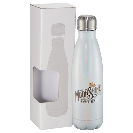 Aurora Copper Vac Bottle 17oz With Window Box