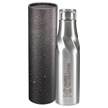 Hugo Auto-Seal Bottle 22oz With Cylindrical Box