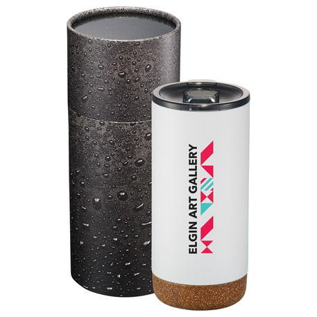 Valhalla Copper Tumbler 16oz With Cylindrical Box