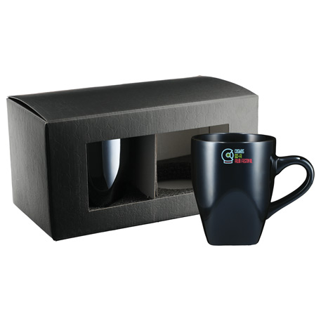Cosmic Ceramic Mug 2 in 1 Gift Set