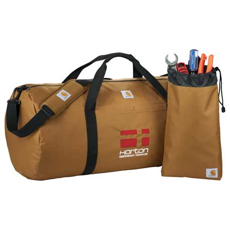"Carhartt® Foundations 28"" Packable Duffel w/Pouch"