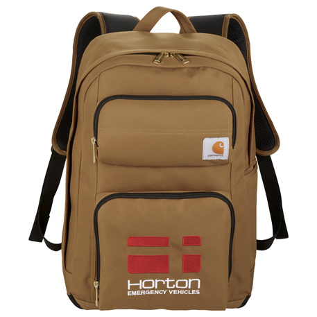 "Carhartt Signature Standard 15"" Computer Backpack"