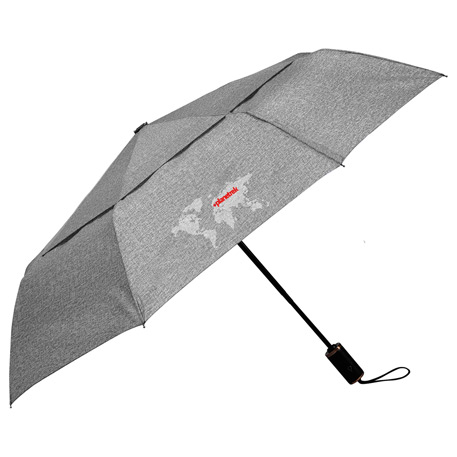 "46"" Cutter & Buck Vented Auto Open/Close Umbrella"