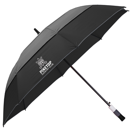 "60"" Double Vented Golf Umbrella"