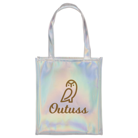 Holographic Gift Tote