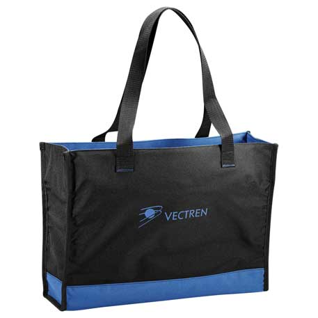 Colorband Carry-All Tote