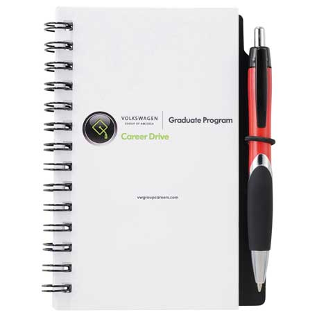 Showcase Pocket Spiral JournalBook™