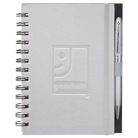 Ambassador Spiral JournalBook™