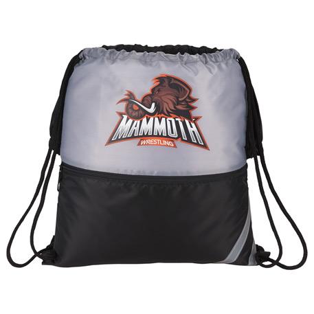 BackSac Split Drawstring Bag