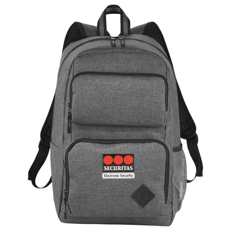 "Graphite 15"" Computer Backpack"
