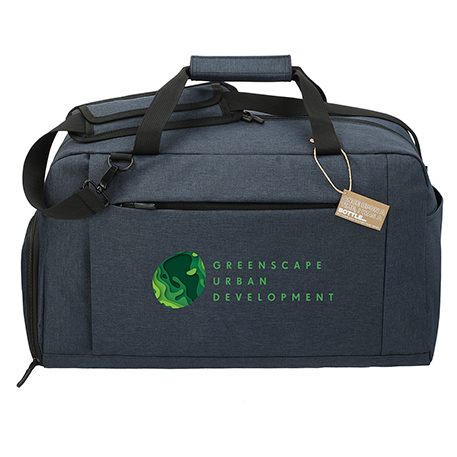 """Aft Recycled PET 21"""" Duffel"""