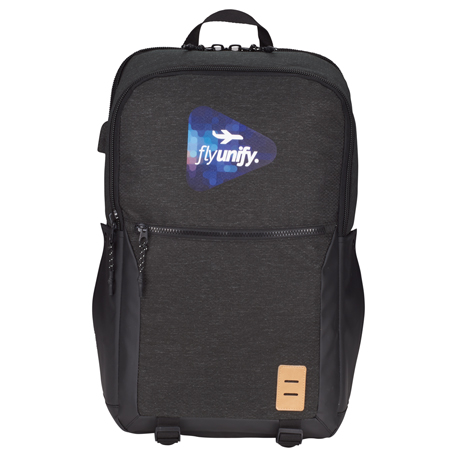 "NBN Camden 17"" Computer Backpack"