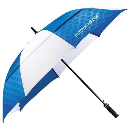 "64"" Slazenger™ Champions Vented Auto Golf Umbrella"