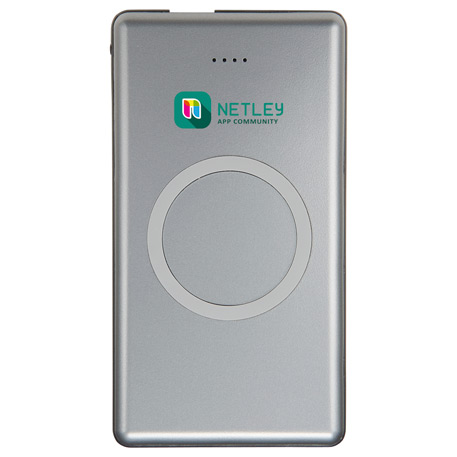 Polar UL Listed Qi 4000 mAh Wireless Power Bank
