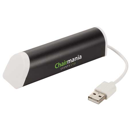 Aluminum 4-Port USB Hub & Phone Stand