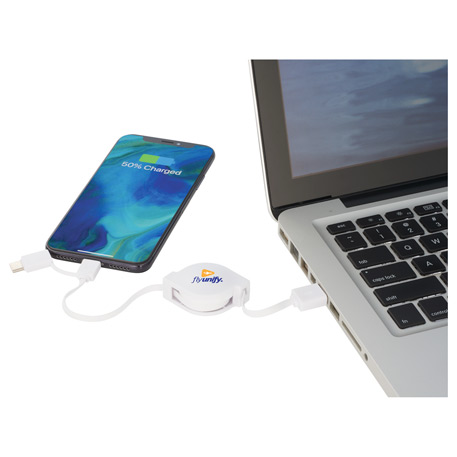 Triple 3-in-1 Charging Cables