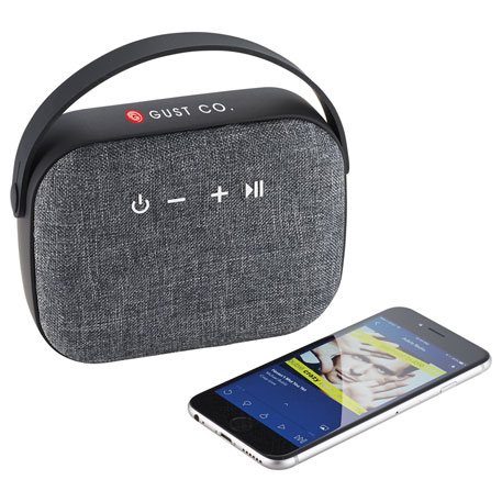 Woven Fabric Bluetooth Speaker