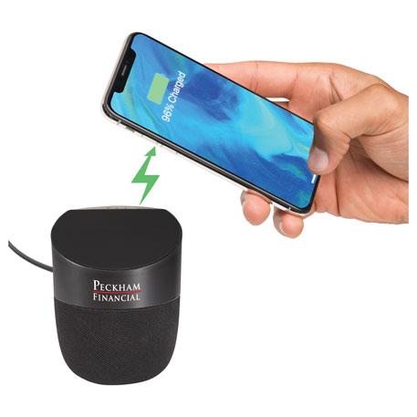 Jill Bluetooth Speaker and Wireless Powerbank