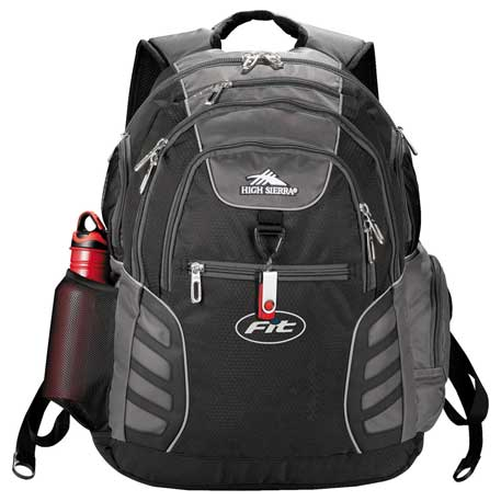 "High Sierra Big Wig 17"" Computer Backpack"
