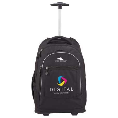 "High Sierra® Chaser Wheeled 17"" Computer Backpack"