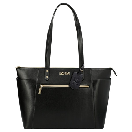 """Kenneth Cole® Triple Gusset 15.4"""" Computer Tote"""