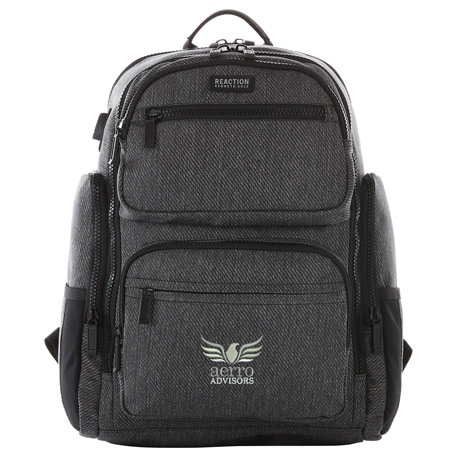 "Kenneth Cole Double Pocket 15"" Computer Backpack"