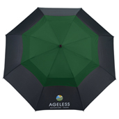 "42"" Color Pop Vented Windproof Umbrella"