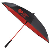 "48"" Auto Open Inversion Umbrella"