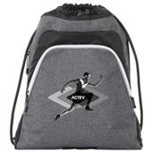 Slazenger® Competition Reveal Drawstring Sportspac