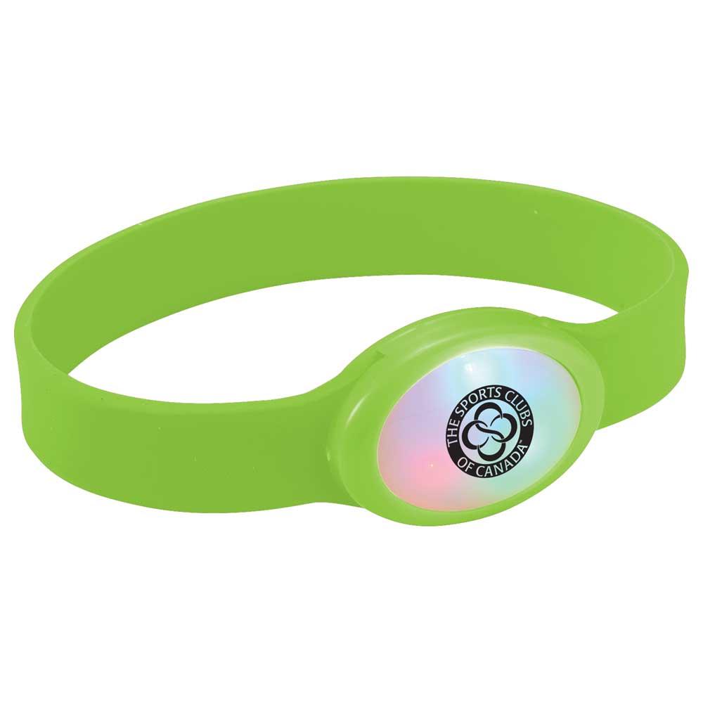 Flash Multi Colour Led Bracelet Sm 9659 1 Imprint Addthis Sharing Sidebar
