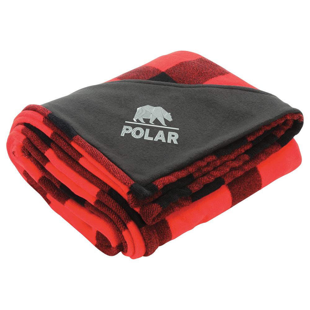 Buffalo Plaid Ultra Plush Throw Blanket 1081 06 Leeds