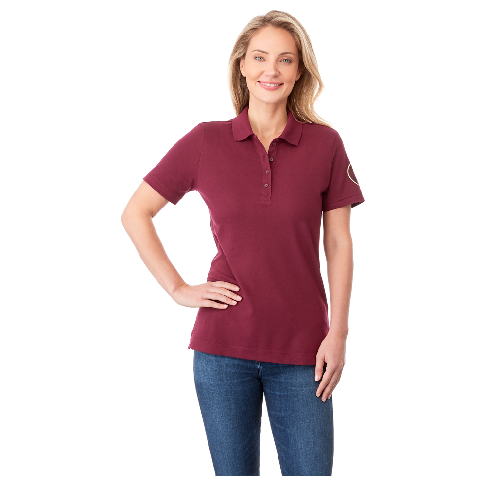 W-CRANDALL Short Sleeve Polo