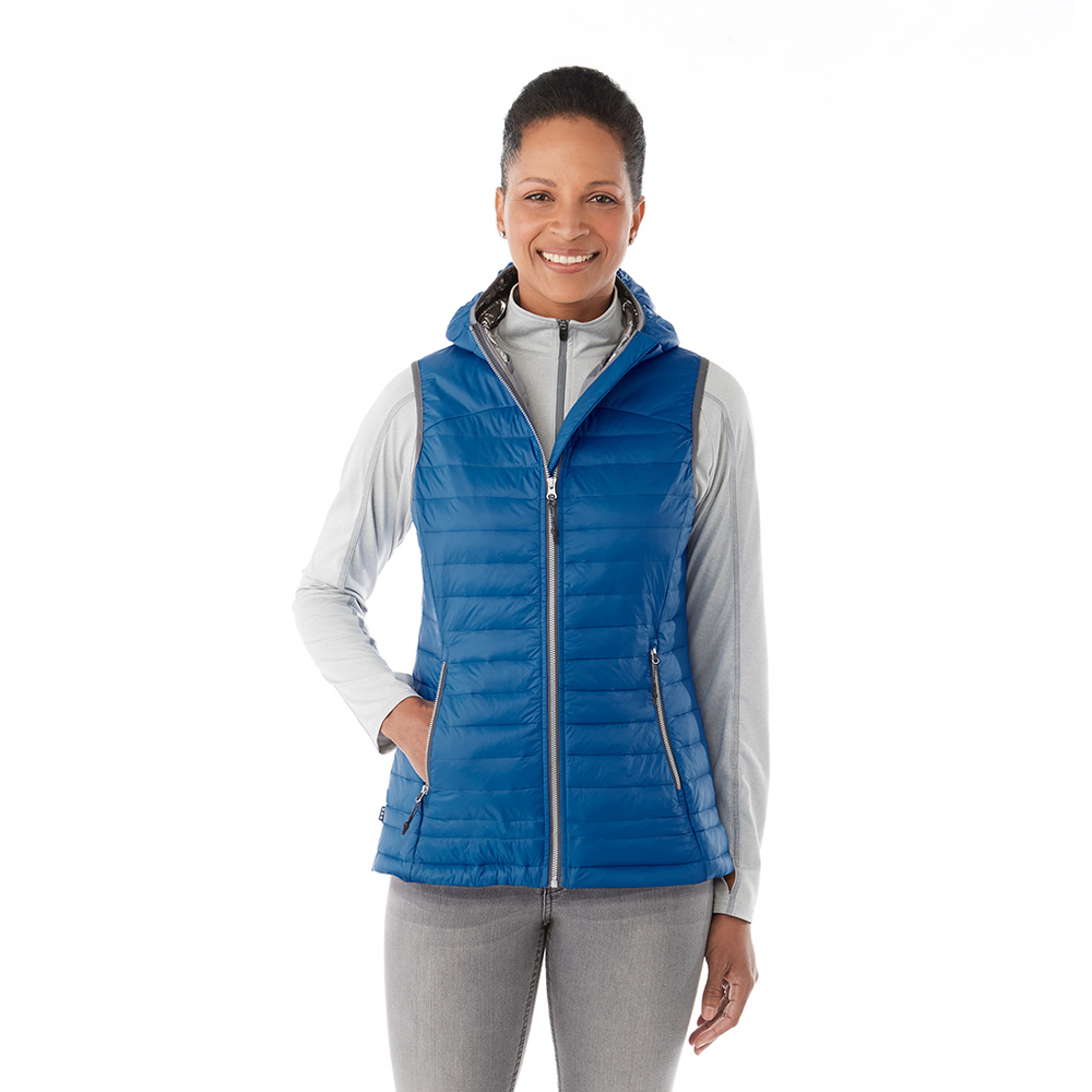 W-JUNCTION Packable Insulated Vest