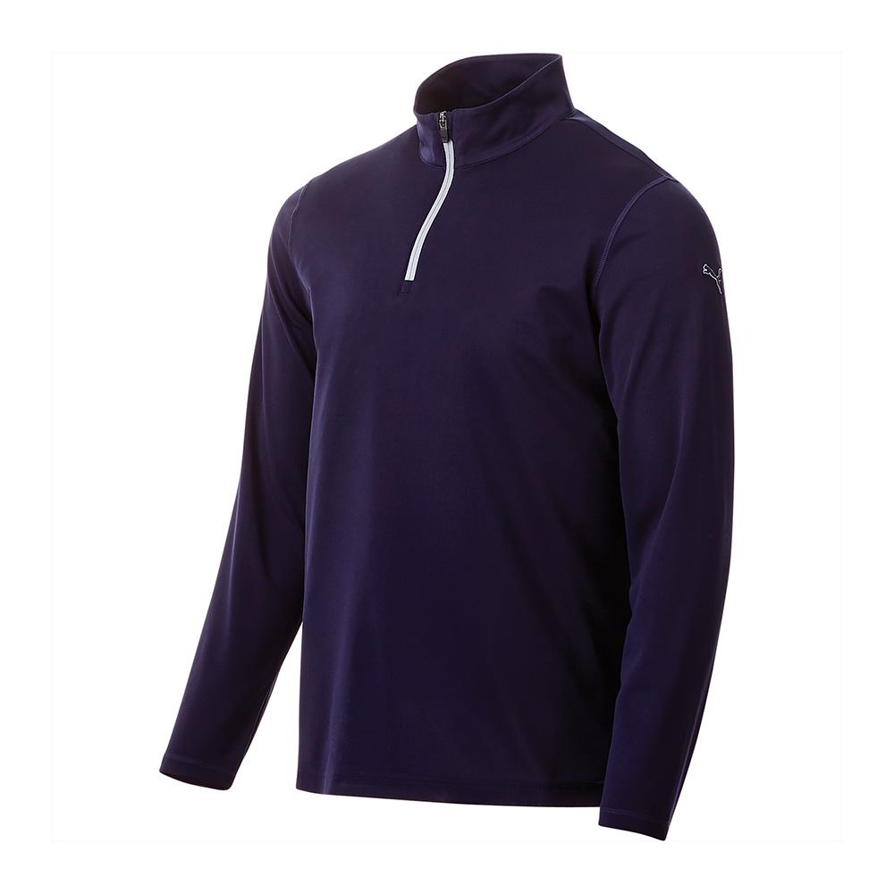 Men's PUMA Ess Golf Qtr Zip 2.0
