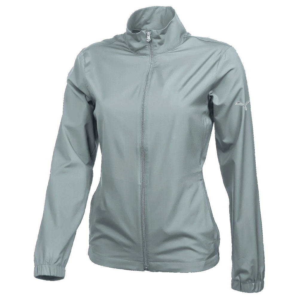 W-Puma Golf Full Zip Wind Jacket