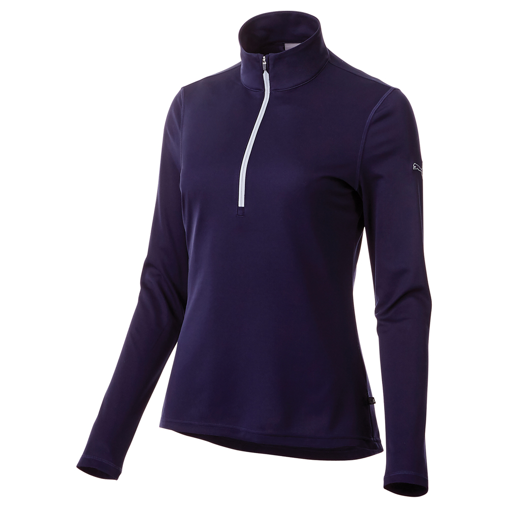 W-PUMA Ess Golf Half Zip 2.0