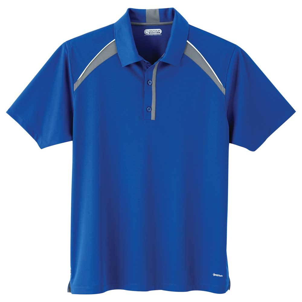 M-Quinn Short Sleeve Polo