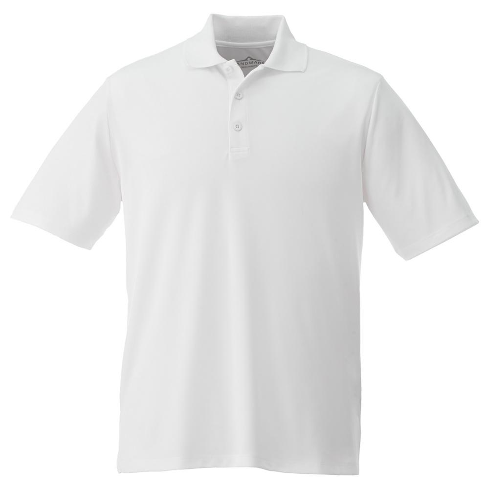 M-Edge Short Sleeve Polo