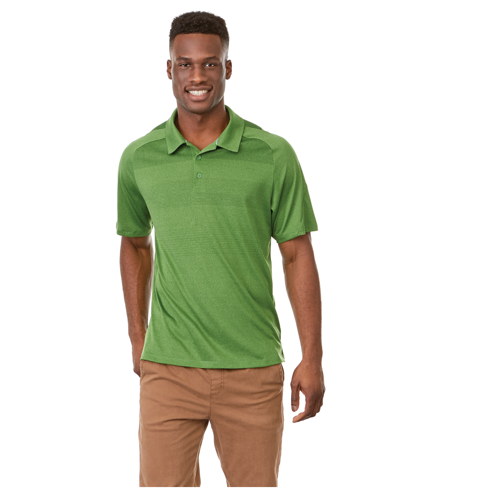 M-ANTERO Short Sleeve Polo