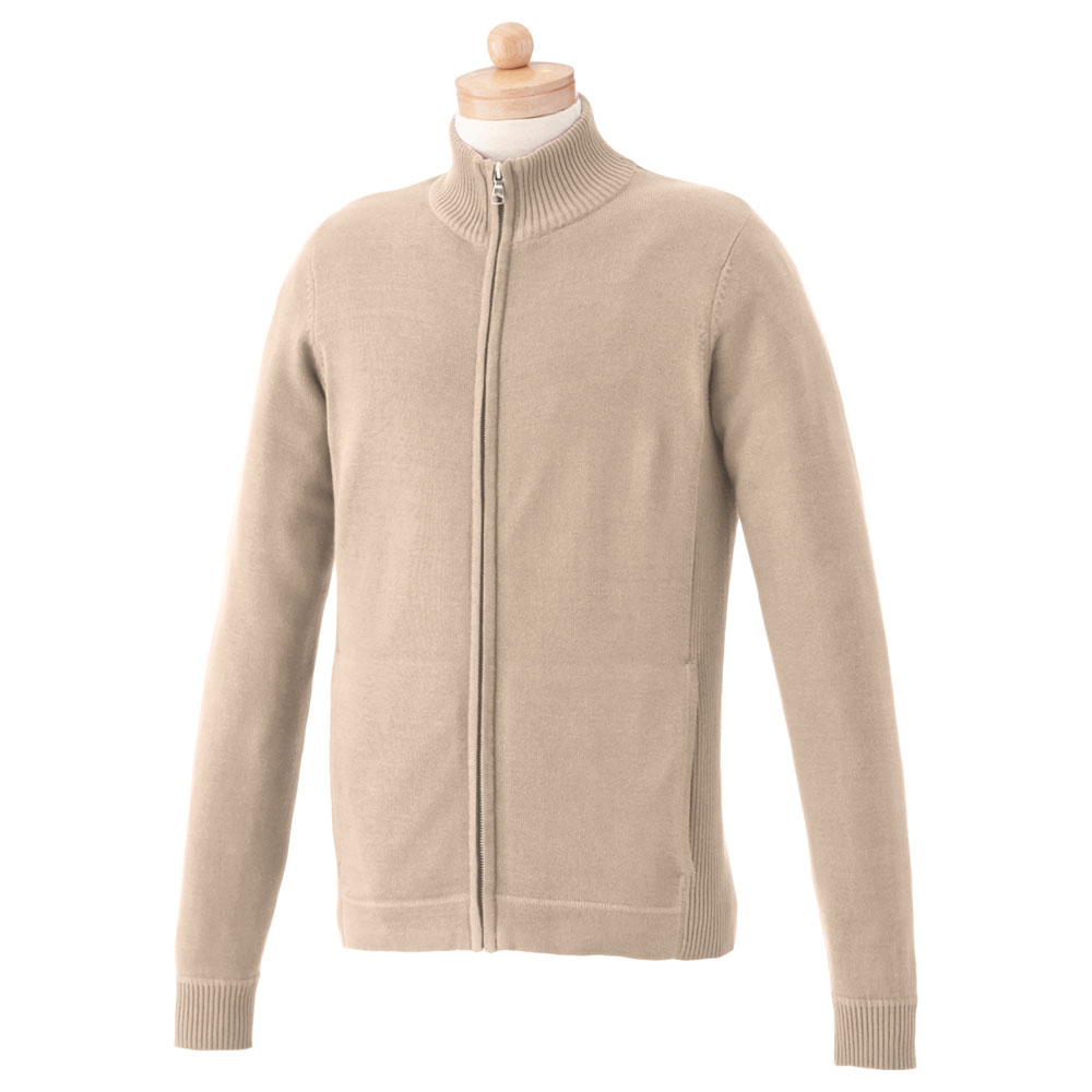 M-Lockhart Full Zip Sweater