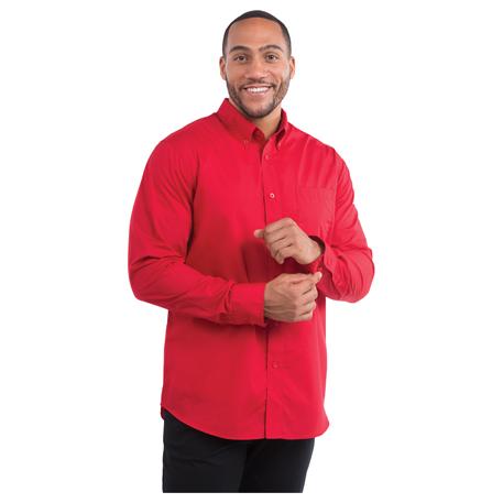 M-PRESTON Long Sleeve Shirt