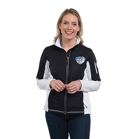 W-Sonoma  Hybrid Knit Jacket
